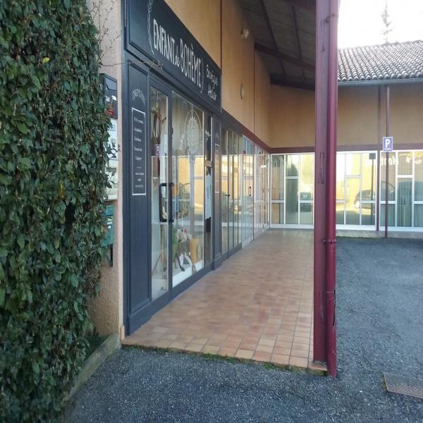 Location Immobilier Professionnel Local commercial Montastruc-la-Conseillère 31380