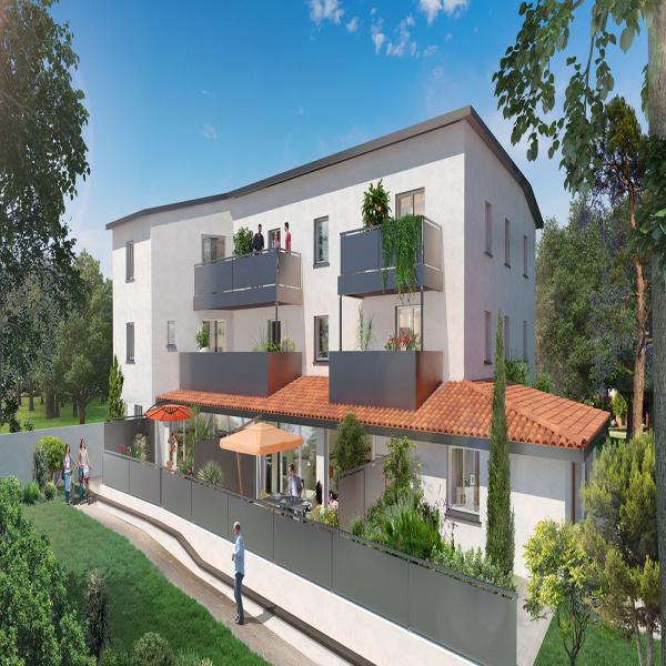 Programme neuf Appartement Rouffiac-Tolosan 31180