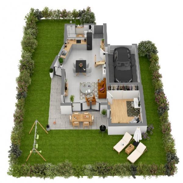 Programme neuf Maison Toulouse 31200
